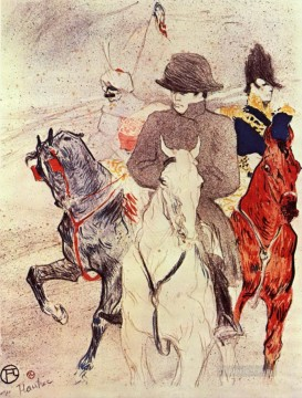 1896 Oil Painting - napol on 1896 Toulouse Lautrec Henri de