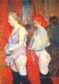 the medical inspection Toulouse Lautrec Henri de