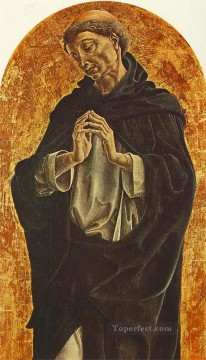 St Dominic Cosme Tura Oil Paintings