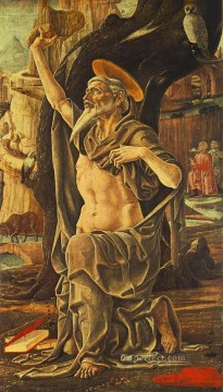 Saint Jerome Cosme Tura Oil Paintings