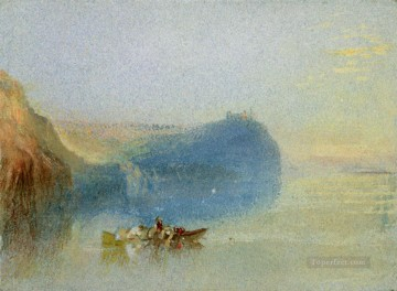 Joseph Mallord William Turner Painting - Scene on the Loire Turner