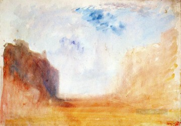 Turner Art - The High Street Oxford Turner