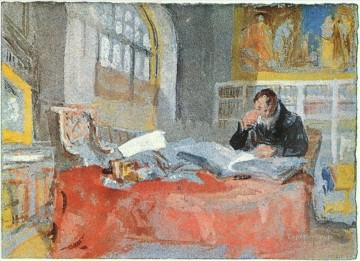 Joseph Mallord William Turner Painting - Atelier Turner
