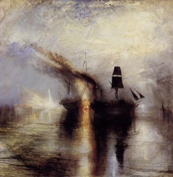 Peace Romantic Turner Oil Paintings