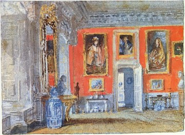 Joseph Mallord William Turner Painting - Salon 2 Turner