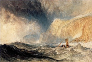 Turner Works - Shipwreck off Hastings Turner