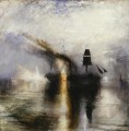 Snowstorm Peace Burial at Sea 1842 Romantic Turner