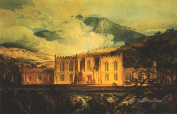 Joseph Mallord William Turner Painting - Hafod Romantic Turner