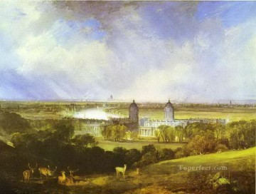 Joseph Mallord William Turner Painting - London Turner