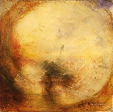 Morning Painting - The Morning after the Deluge Turner