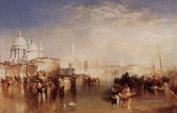 Joseph Mallord William Turner Painting - Venice seen from the Giudecca Canal Turner