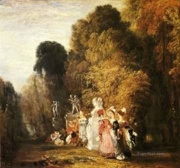 Joseph Mallord William Turner Painting - What You Will Romantic Turner