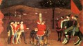 Miracle Of The Desecrated Host Scene 5 early Renaissance Paolo Uccello