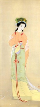 women Painting - Spring Garden Uemura Shoen Bijin ga beautiful women