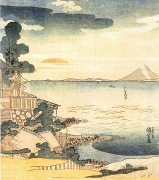 view of mt fuji 2 Utagawa Kuniyoshi Ukiyo e Oil Paintings