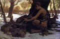 Marsyas Enchanting the Hares symbolism Elihu Vedder