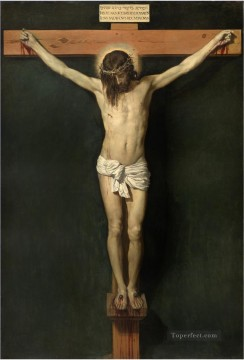 Diego Velazquez Painting - Christ on the Cross Diego Velozquez
