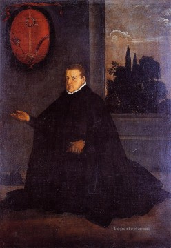 Don Cristobal Suarez de Ribera portrait Diego Velazquez Oil Paintings