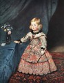 Infanta Marguarite Therese portrait Diego Velozquez