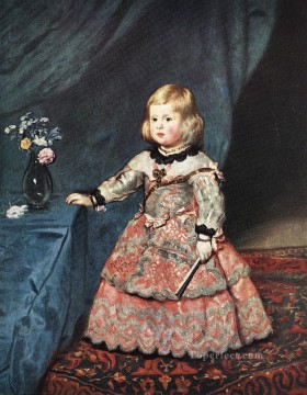 therese works - Infanta Marguarite Therese portrait Diego Velazquez
