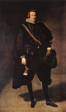Infante Don Carlos portrait Diego Velazquez Oil Paintings