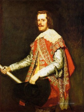 Philip IV at Fraga portrait Diego Velazquez Oil Paintings