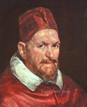 Pope Painting - Pope Innocent X portrait Diego Velazquez
