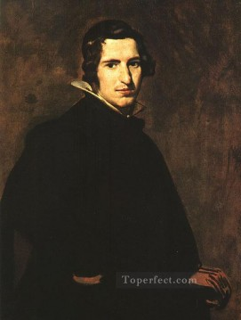 Diego Velazquez Painting - Portrait of a Young Man 1626 Diego Velozquez
