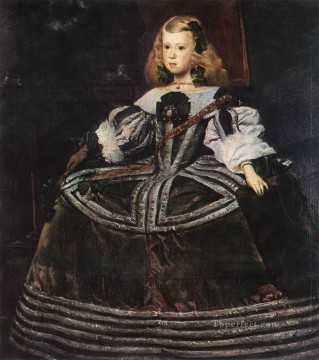 Diego Velazquez Painting - Portrait of the Infanta Margarita Diego Velozquez