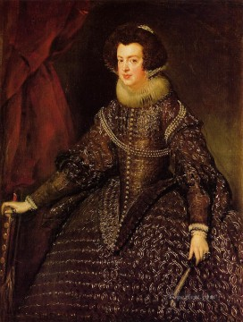 Queen Isabel portrait Diego Velazquez Oil Paintings