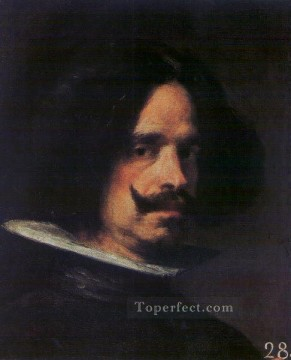 Self portrait Diego Velazquez Oil Paintings