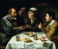 Peasants at the table Diego Velozquez