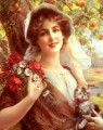 Country Summer girl Emile Vernon