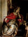 The Vision of Saint Helena Renaissance Paolo Veronese