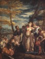 The Finding of Moses Renaissance Paolo Veronese