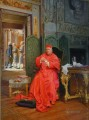 The Diet academic painter Jehan Georges Vibert