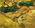 Field with Two Rabbits Vincent van Gogh
