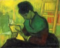The Novel Reader Vincent van Gogh