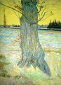 Trunk of an Old Yew Tree Vincent van Gogh