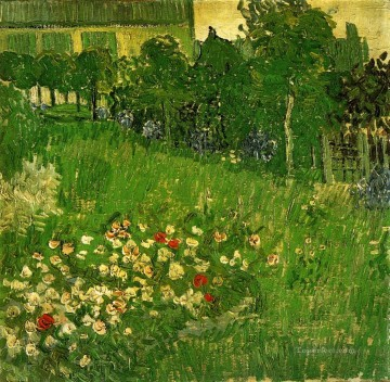 Daubigny s Garden 2 Vincent van Gogh Oil Paintings