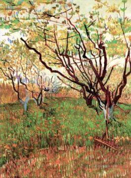 blossom Painting - Orchard in Blossom Vincent van Gogh
