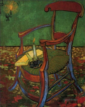 Paul Gauguin s Armchair Vincent van Gogh Oil Paintings