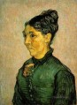 Portrait of Madame Trabuc Vincent van Gogh