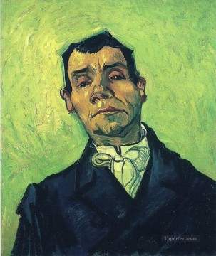 Vincent Van Gogh Painting - Portrait of a Man Vincent van Gogh
