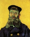 Portrait of the Postman Joseph Roulin 3 Vincent van Gogh