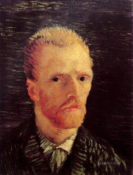Vincent Van Gogh Painting - Self Portrait 1887 1 Vincent van Gogh