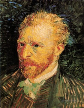 Self Portrait 1887 3 Vincent van Gogh Oil Paintings
