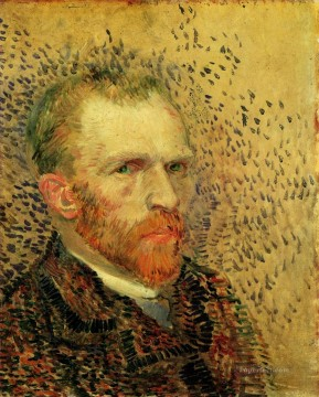 Vincent Van Gogh Painting - Self Portrait 1887 4 Vincent van Gogh