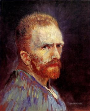 Self Portrait 1887 6 Vincent van Gogh Oil Paintings