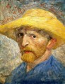 Self Portrait 1887 2 Vincent van Gogh